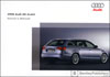Audi A6 Avant Owner's Manual: 2006