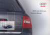 Audi A6 Avant 2003 OM
