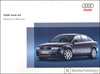 Audi A4 Owner's Manual: 2005