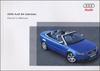 Audi S4 Cabriolet 2006 OM