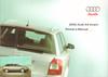 Audi A4 Avant 2002 OM