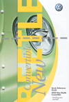 Volkswagen New Beetle Convertible Owner's Manual: 2003