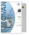 VW Eurovan 2001 OM Binder