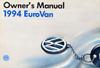 VW EURO VAN 1994 OM