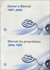 Volkswagen Jetta Owner's Manual / Manual du Propri�taire (bi-lingual): 1997