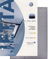 VW Jetta Wagon 2003 OM Binder