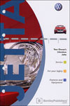 Volkswagen New Jetta Sedan Owner's Manual: 2005