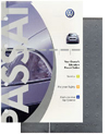 Volkswagen Passat Sedan Owner's Manual: 2002