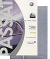 Volkswagen Passat Sedan Owner's Manual: 2003