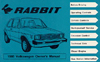 VW RABBIT 1980 OM