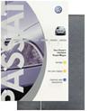 VW Passat Wagon 2002 OM Binder