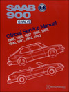 Saab 900 16 Valve<br/>Official Service Manual:<br/>1985, 1986, 1987, 1988,<br/>1989, 1990, 1991, 1992, 1993