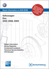 Volkswagen Eos: 2007, 2008, 2009 Repair Manual on DVD-ROM