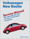Volkswagen New Beetle Service Manual: 1998-2002