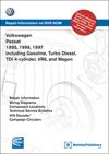 VW Passat 1995-1997 DVD