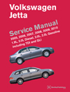 VW Jetta A5 Service Manual 2005-10