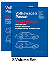 Volkswagen Passat Official Factory Repair Manual: 1995-1997