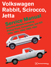 Volkswagen Rabbit, Scirocco, Jetta (A1) Gasoline Service Manual:&lt;br&gt;1980, 1981, 1982, 1983, 1984