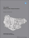 Volkswagen 01V Automatic Transmission<br />Design and Function<br />Technical Service Training<br />Self-Study Program