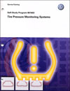 Volkswagen Tire Pressure Monitoring Systems Technical Service Training Self-Study Program