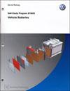 Volkswagen Vehicle Batteries Technical Service Training Self-Study Program