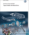 Volkswagen Tiguan Haldex All-Wheel Drive Self-Study Program