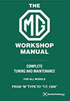 The MG Workshop Manual:<br/>1929-1955