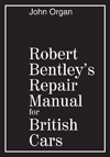 Robert Bentley's Repair Manual for British Cars