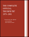 The Complete Official Triumph TR7: 1975, 1976, 1977, 1978,<br>1979, 1980, 1981