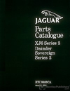 Jaguar XJ6 Series 2 Spare Parts Catalogue: 1972-1979