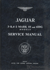 Jaguar Mark X 3.8, 4.2 and 420G Service Manual: 1961-1969