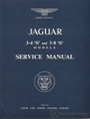 Jaguar  S-Type 3.4 and 3.8 Service Manual: 1963-1966