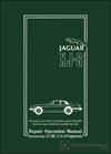 Jaguar XJS Repair Operation Manual: 1975-1988 1/2 (includes HE and 5.3 Supplement)