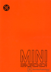 Mini 1959-1976 Workshop Manual