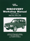 Land Rover Disc:90-98 (Owners Ed)