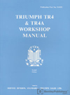 Triumph TR4 & TR4A Workshop Manual: 1961-1968