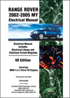 Range Rover<br/>Official Electrical Manual:<br/>2002, 2003, 2004, 2005