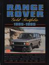 Range Rover Gold Portfolio: 1985-1995