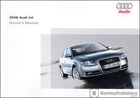 Audi a4 service manual 2007